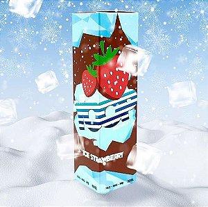 Juice Yoop Ice Strawberry 60mL - Yoop Vapor
