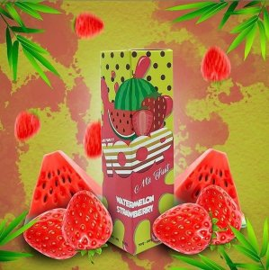 Juice Yoop Watermelon Strawberry 60mL - Yoop Vapor