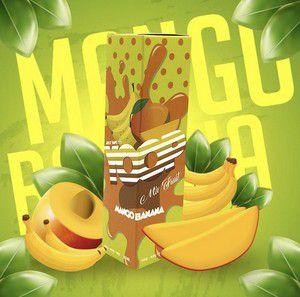 Juice Yoop Mango Banana 60mL - Yoop Vapor