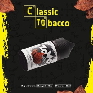 Zomo Nic Salt My Classic Tobacco 30mL - Zomo