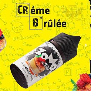 Zomo Nic Salt My Créme Brûlée 30mL - Zomo