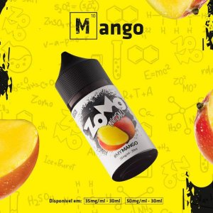 Zomo Nic Salt My Mango 30mL - Zomo