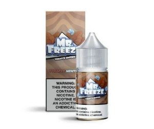 Mr Freeze NicSalt Tobacco Menthol 30mL - Mr. Freeze E-Liquids