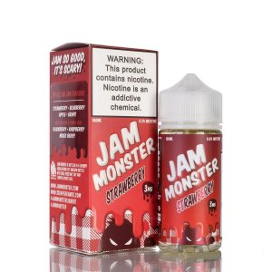 Strawberry Jam Monster 100mL - Monster Vape Labs