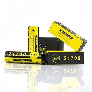 Bateria 40A 21700 4000mAh (Unidade) - CoilArt