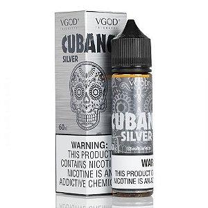 Juice Cubano Silver 60mL - VGOD