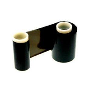 Ribbon monocromático preto ZEBRA (K)