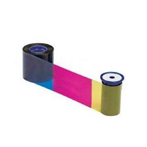 Ribbon Colorido (YMCKT) - DATACARD