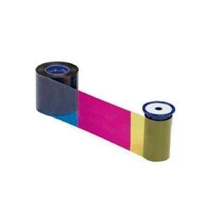 Ribbon Colorido (YMCKT) - Datacard Série CD e Série CP