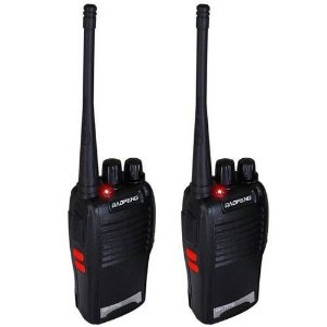 Rádio Comunicador Walkie-Talkie Baofeng Bf-777s