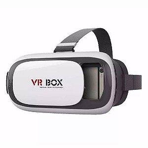 ÓCULOS DE REALIDADE VIRTUAL 3D + CONTROLE BLUETOOTH - VR BOX 038