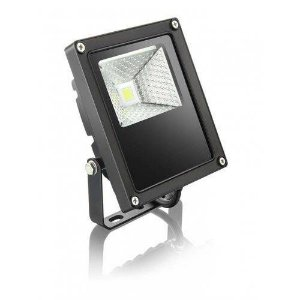 Refletor Led  10W Bivolt Power Elgin - Pequeno