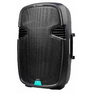 Caixa De Som Portátil Amplificadora Bluetooth Multilaser - SP220