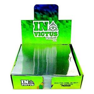 Papel Aluminio Invictus Foil 500 Folhas