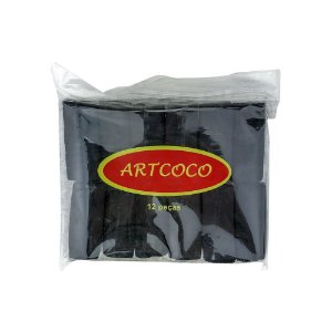 Carvão Artcoco (Importado) - 12 peças
