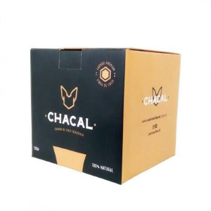 Carvão Chacal Hexagonal 500g