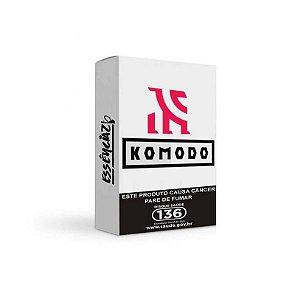Essência Komodo 50g - Escolha o Sabor