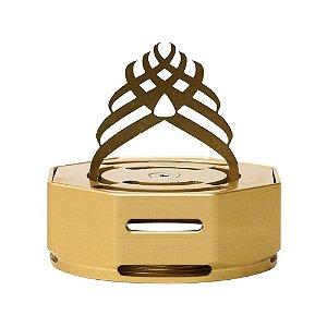 Controlador de Calor Marajah Octagon - Dourado