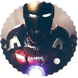 Tapete Zagabria Hookah - Homem de Ferro