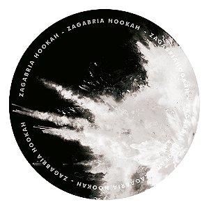 Tapete Zagabria Hookah Smoke - Cinza