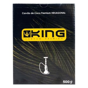 Carvão King Premium - 500g
