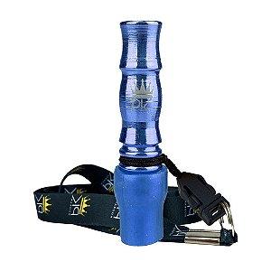 Piteira Higiênica PK Hookah - Azul Escuro