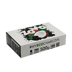 Carvão Coco Zomo 500g