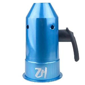 Abafador Zh - Azul Claro