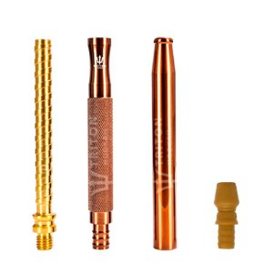 Piteira Triton X Handle - Bronze/Dourado