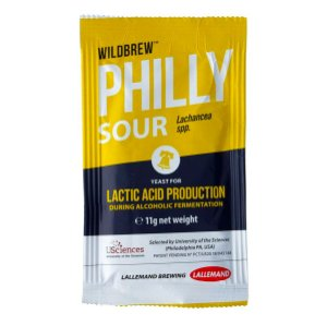 Levedura Fermento Cerveja Lallemand Philly Sour 11g