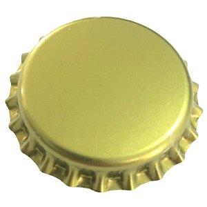 Tampinha Ouro PRY OFF - Pac c/100