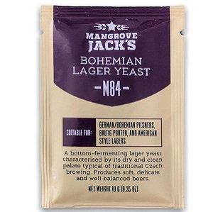 Levedura Fermento Para Cerveja Mangrove M84 Bohemian Lager