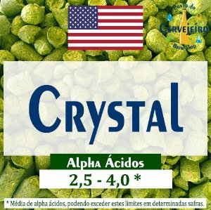 Lupulo Crystal Americano - 50g