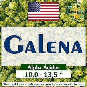 Lúpulo Galena Americano - 50g