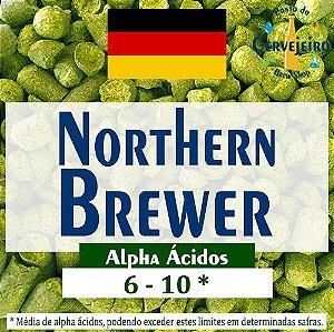 Lupulo Northern Brewer Hallertau Alemao - 50g