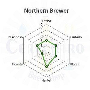 Lúpulo Northern Brewer Hallertau Alemão - 50g
