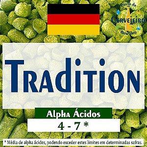 Lupulo Tradition Hallertau Alemao - 50g