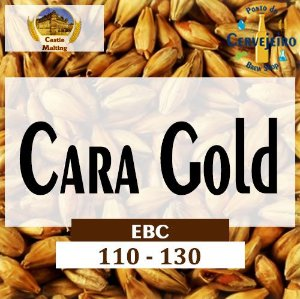 Malte Cara Gold Castle (120 EBC) - Kg