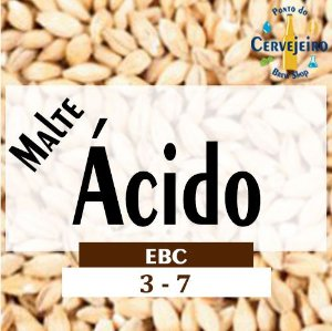 Malte Acido Castle  (8 EBC) - Kg