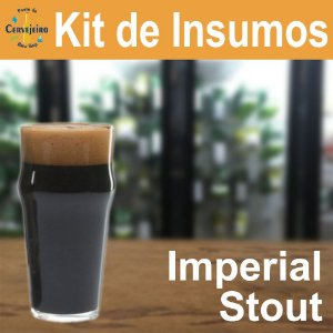 KIT INSUMOS RUSSIAN IMPERIAL STOUT 20L
