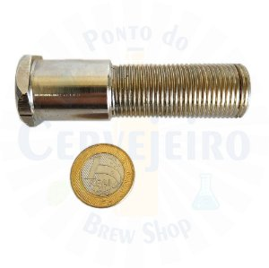 Alongador Para Torneira Chopp 5/8 Kegerator 90mm
