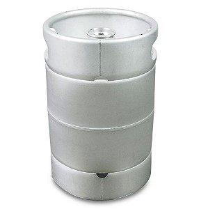 Barril de Aço Inox Modelo Slim 10 Litros