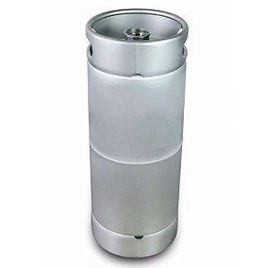 Barril de Aço Inox Modelo Slim 19,5 Litros