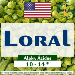 Lupulo Loral - 50g