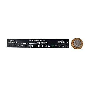 Termômetro Adesivo Fita