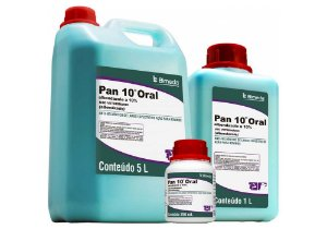PAN 10 ORAL 250ML