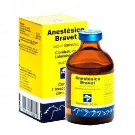 ANESTESICO INJ 50ML BRAVET