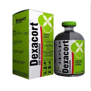 DEXACORT INJ 25 MG 50ML