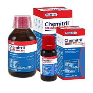 CHEMITRIL 10% ORAL AVES 100 ML