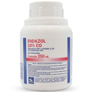 ENDAZOL COBALTO 10 250 ML